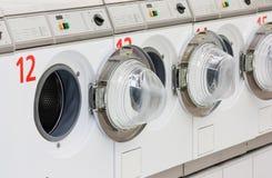 Machines à laver Photos stock