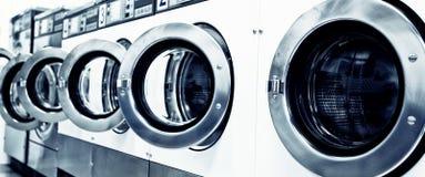 Machines à laver photographie stock libre de droits