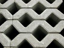 Machines à paver de route de matériaux de construction Photographie stock libre de droits
