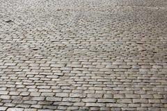 Machines à paver en pierre Photo libre de droits