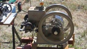 Machines à rêves de Côte Pacifique ; machine à vapeur au travail banque de vidéos