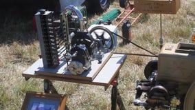 Machines à rêves de Côte Pacifique ; moteur au travail clips vidéos