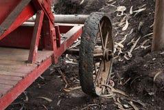 Machines agricoles Photographie stock libre de droits