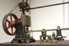 Machines antiques de Watchworks Photographie stock