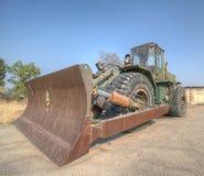 Machines de construction Image libre de droits