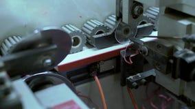 Machines de travail du bois d'innovation banque de vidéos