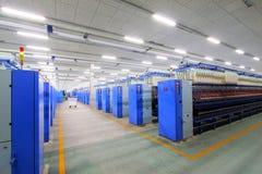 Machines et équipement de rotation d'usine Images stock