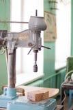Machines om met hout te werken stock foto's