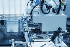 Machines-outilles à commande numérique images stock