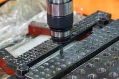 Machining automotive parts Royalty Free Stock Photography