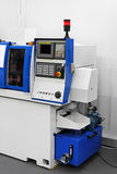 Machining centre. Combination machinery in work shop Stock Image
