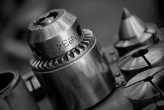 Machinist Four Royalty Free Stock Images
