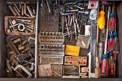 Machinist Tools #2 Royalty Free Stock Photos