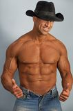 Macho Stock Photo