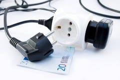 Macht en Energie Royalty-vrije Stock Foto's
