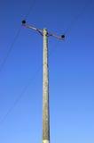 Macht en kabel Stock Fotografie