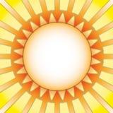 Macht van de zon Stock Foto's