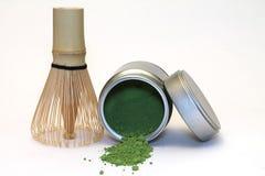 Machta tea Stock Photo