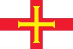 Machtbereich von Guernsey Lizenzfreie Stockfotos