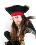 Machtige piraat royalty-vrije stock fotografie