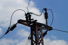 Machtskabel Stock Fotografie