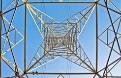 Machtspyloon Stock Afbeeldingen