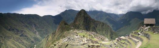 machu秘鲁picchu xxl 库存照片