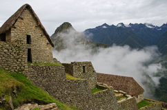 machu秘鲁pichu 免版税库存图片