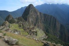 machu Peru picchu Zdjęcie Royalty Free