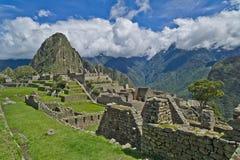 machu Peru picchu Fotografia Stock