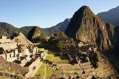 machu Peru picchu Zdjęcie Stock