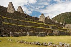 Machu Piccchu - a summer retreat of Inca elites 03 stock photography