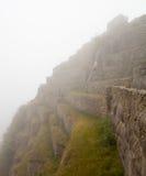 Machu Picchu在秘鲁的Cusco地区 免版税库存照片
