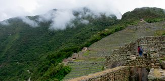 Machu Picchu, руины, Перу, 02/08/2019 стоковые фотографии rf