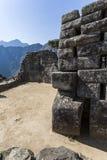 MACHU PICCHU, ΠΕΡΟΎ, ΣΤΙΣ 12 ΑΥΓΟΎΣΤΟΥ: Το Machu Picchu, ήταν σχεδιασμένο Peruvi Στοκ φωτογραφία με δικαίωμα ελεύθερης χρήσης