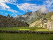 Machu picchu6, Περού στοκ φωτογραφία με δικαίωμα ελεύθερης χρήσης