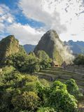 Machu picchu5, Περού στοκ εικόνες με δικαίωμα ελεύθερης χρήσης