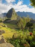 Machu picchu4, Περού στοκ φωτογραφίες