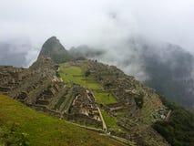 Machu Picchu στο Περού στοκ φωτογραφίες με δικαίωμα ελεύθερης χρήσης