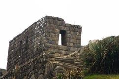 Machu Picchu в Перу стоковое изображение rf