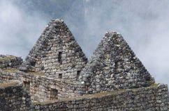 Machu Picchu в Перу стоковые изображения rf