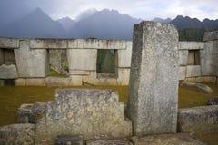 Machu Picchu, мекка каждого путешественника стоковые фото