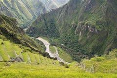 Machu Picchu, мекка каждого путешественника стоковое изображение