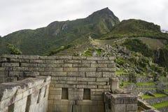 Machu Picchu, мекка каждого путешественника стоковые изображения rf