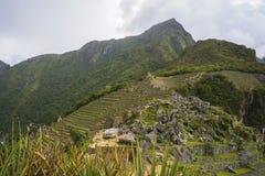Machu Picchu, мекка каждого путешественника стоковые фотографии rf