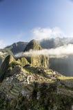 Machu Picchu, Перу Стоковые Изображения