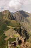 Machu Picchu Перу, picchu huayna стоковые фото