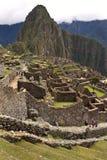 Machu Picchu -秘鲁-南美洲 库存照片