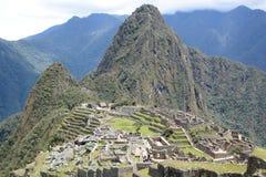Machu Picchu 秘鲁 库存照片