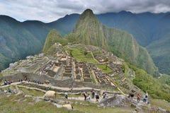 Machu Picchu 秘鲁 免版税库存照片